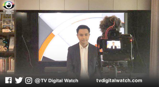 ข่าวค่ำ-ไทยพีบีเอส รายงานข่าวจากที่บ้าน Live from Home